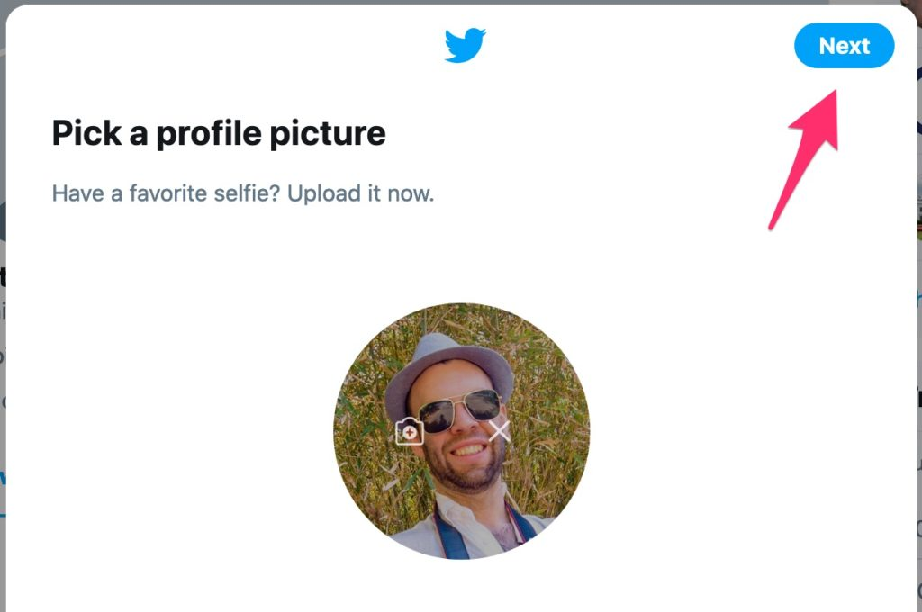 Twitter Profile Picture Preview